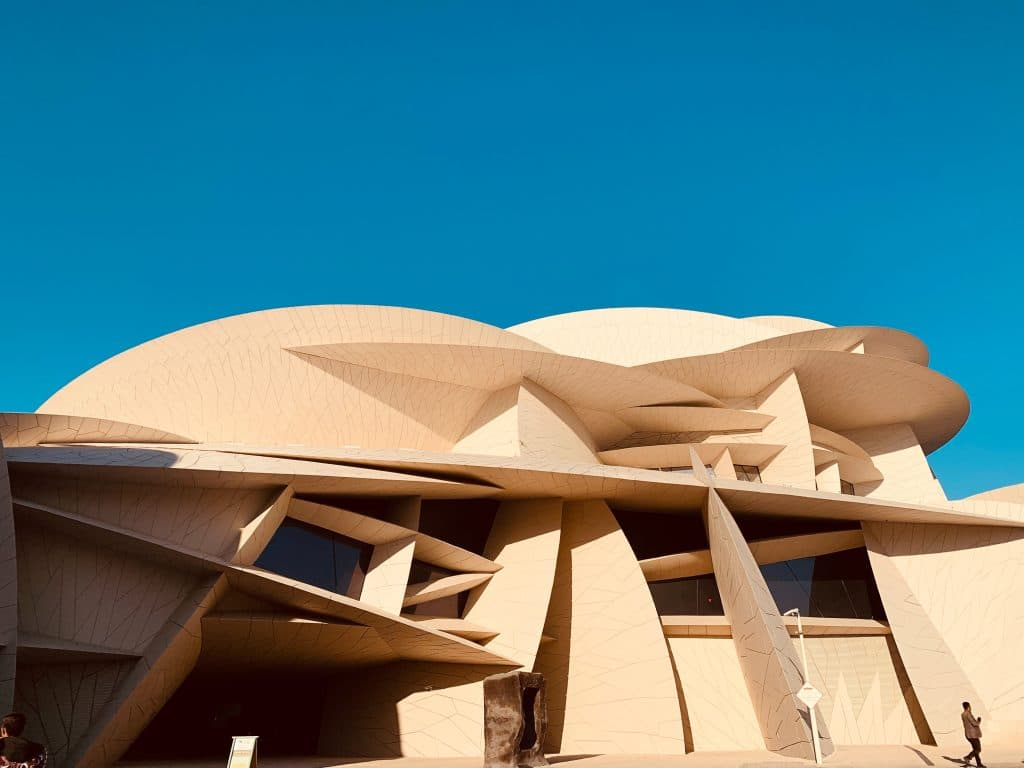 Museum of Islamatic Art Doha